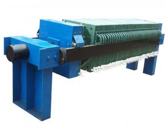 Sewage Filtration Press