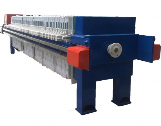 Chamber Slurry Filter Press